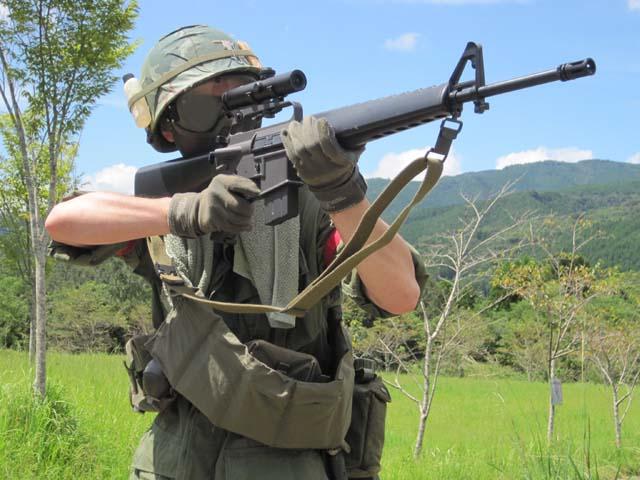 u.s.army vietnam war