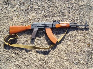 中価格帯の電動AK ~ AKM (CYMA製・電動ガン)