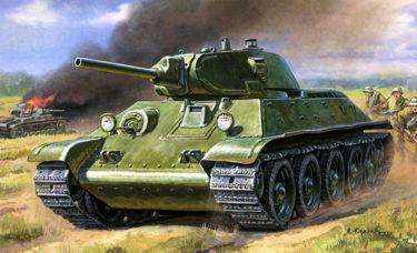 動画紹介 「戦車が野を轟かせ」