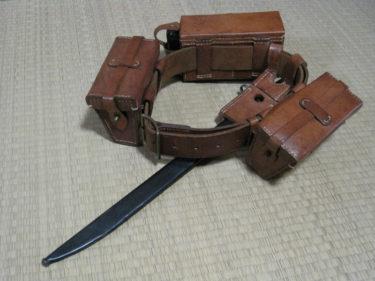 日本陸軍 三十年式弾薬盒 (中田商店製・複製品)