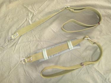 いろんなベルトがあるんだな ~ AK スリングベルト・各種 (実物&複製品)