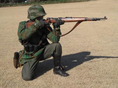 ドイツ国防軍 スプリンター迷彩野戦装備 [東部戦線・末期]