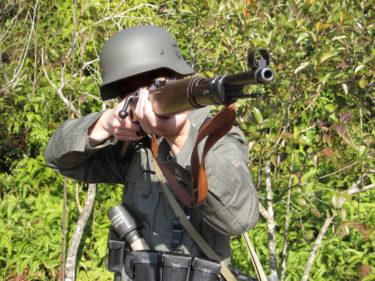 ドイツ国防軍 夏期野戦装備 [東部戦線・中期]