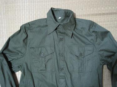 ドイツ国防軍 プルオーバーシャツ (エスアンドグラフ製・複製品)