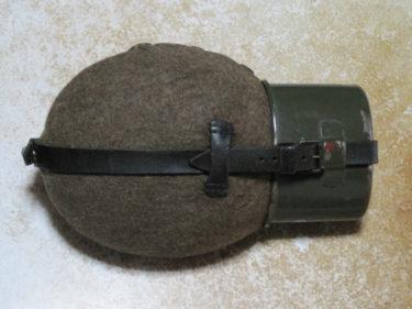 独軍水筒選び・その1 ~ ドイツ国防軍 M31 水筒 (実物)