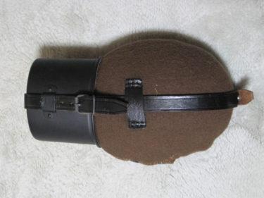 独軍水筒選び・3度目の正直 ~ ドイツ国防軍 M31 水筒 (カンプバタリオン製・複製品)