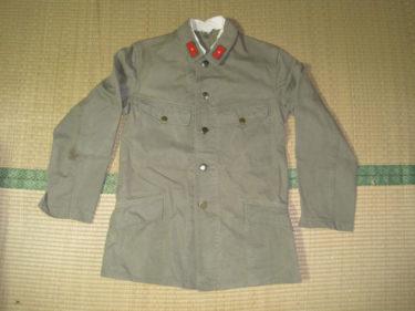 日本の兵隊さん ~ 日本陸軍 九八式軍衣/三式軍衣袴 (夏衣・実物)