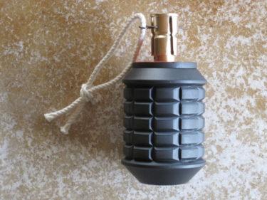 撃ちてし止まむ ~ コンバットシリーズ 九七式手榴弾 (マイクロエース製・プラモデル)