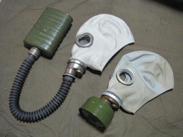 ソ連軍代用に最適 ~ ポーランド軍 SzM-41M ガスマスク (実物)
