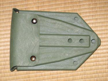 アメリカ軍 LC-1 イントレンチングツール・キャリア (実物)
