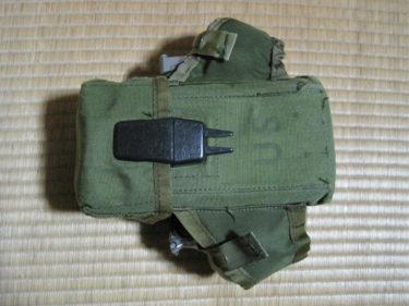 アメリカ軍 LC-1/2 M16 30連マガジンポーチ (実物)