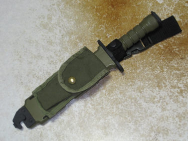 アメリカ陸軍 M9 バヨネット (UFC製・モデル品)