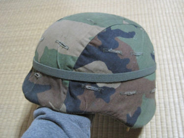 アメリカ軍 PASGTタイプ・プラ製ヘルメット (韓国製・モデル品)