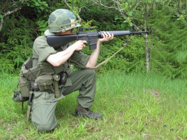 アメリカ陸軍 ジャングルファティーグ・最後期型 (実物・M-Sサイズ)