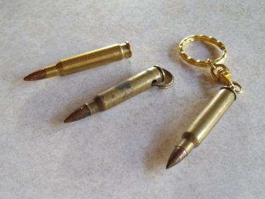日常で使える軍モノ・アイテム ~ 5.56㎜小銃弾アクセサリー・各種