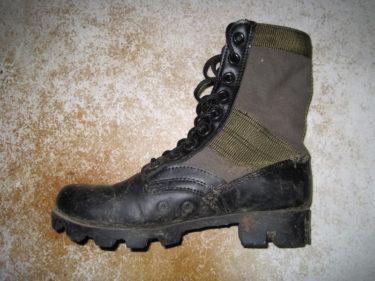 アメリカ陸軍 ジャングルブーツ (ロスコ製・複製品)