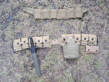 アメリカ陸軍 HBT作業服&M1936装備 [太平洋戦線]