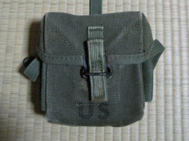 アメリカ陸軍 M16 20連マガジンポーチ (実物)