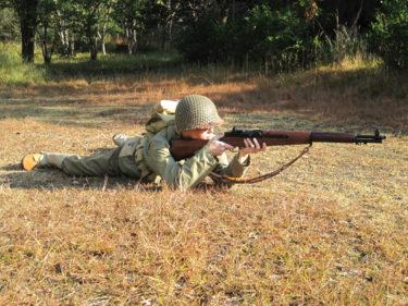 """""""G.I.""""の定番スタイル ~ アメリカ陸軍 M1941 フィールドジャケット&M1936装備 [ヨーロッパ戦線]"""