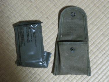 アメリカ陸軍 M1956 コンパス/ファーストエイドポーチ (実物)