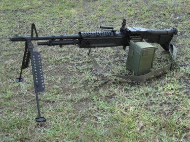 冷戦時代の米兵の相棒 ~ M60 汎用機関銃 (A&K製・電動ガン)