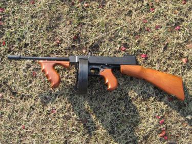 トンプソン M1921AC (トイスター製・エアコッキング)