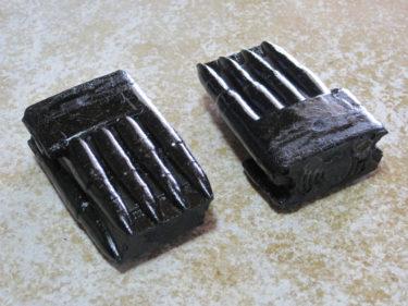 M1 ガーランド・レジン製ダミークリップ (サムズミリタリ屋製・モデル品)