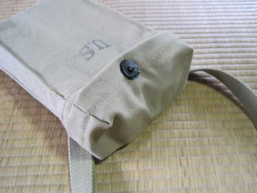 アメリカ陸軍 トンプソンSMG マガジンバッグ (海外製・複製品)