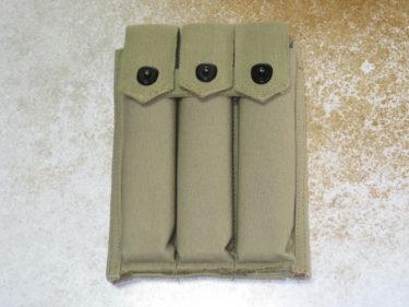 アメリカ海兵隊 トンプソンSMG 30連マガジンポーチ (海外製・複製品)