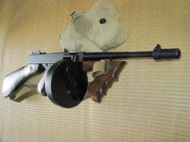トンプソン M1928 (キングアームズ製・電動ガン)