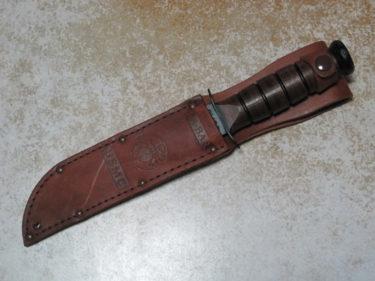 アメリカ海兵隊 KA-BARナイフ (民生品)