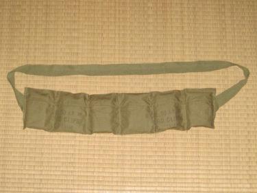 アメリカ軍 M1ガーランド バンダリア (実物)