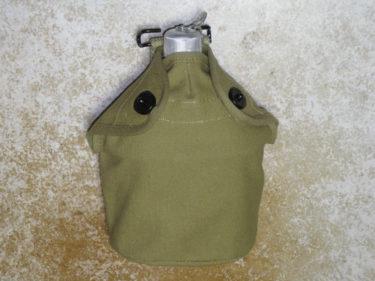 アメリカ海兵隊  キャンティーン&カバー (海外製・複製品)