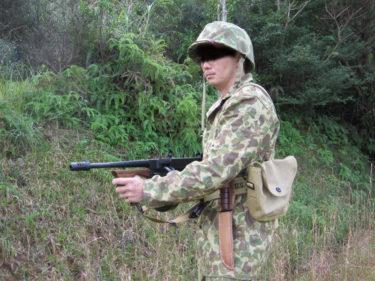 アメリカ海兵隊 ダックハンター迷彩装備 [太平洋戦線]