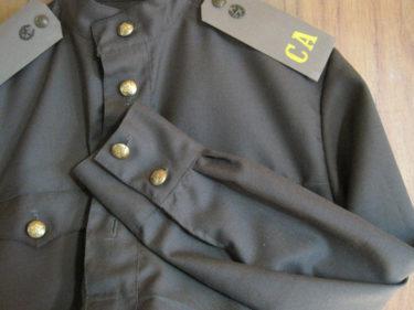 ソ連軍 ルバシカ型制服 (戦後製造品)