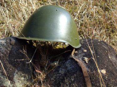 ソ連軍 M80 ヘルメット (実物)