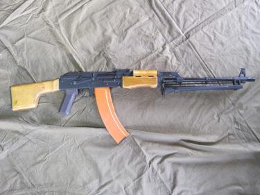 分隊支援用AK ~ RPK-74 (CYMA製・電動ガン)