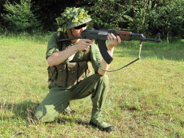 北ベトナム軍 歩兵装備 [ベトナム戦争・中期]