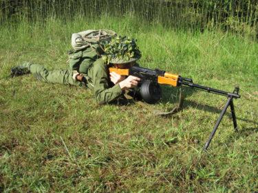 北ベトナム軍 分隊機関銃手装備 [ベトナム戦争・後期]