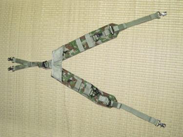 米軍スタイルY型サスペンダー ~ 陸上自衛隊 新型つりバンド (PX品)