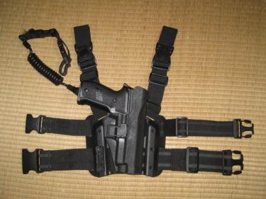 BHI CQC SERPAホルスターセット・SIG P226用 (中国製・複製品)