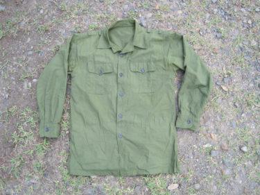 北ベトナム軍 K58 軍服 (ベトナムエキスプレス製・複製品)