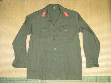 ベトナム人民軍 K82軍服 (サムズミリタリ屋製・複製品)