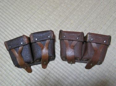 ソ連軍 モシン・ナガン小銃 弾薬盒 (実物)