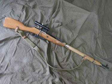 モシン・ナガン M1891/30 狙撃銃 (ZETA-LAB製・エアコッキング)