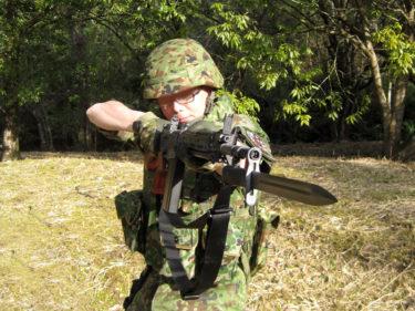 GATE ~自衛隊彼の地にて、斯く戦えり~ 陸上自衛隊 特地派遣部隊スタイル