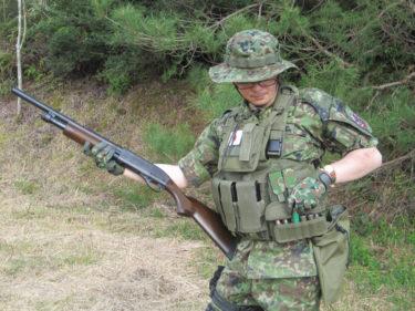 GATE ~自衛隊彼の地にて、斯く戦えり~ 陸上自衛隊 特地派遣部隊・軽装スタイル