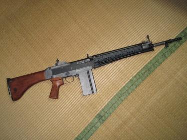リペイントカスタムを頼んでみた件 ~ 64式7.62㎜小銃 (個人カスタム)