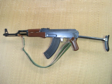 AKスタンダード電動ガンの定番 ~ AKS-47 (東京マルイ製・電動ガン)