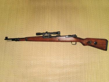 zf41モドキ ~ モーゼル Kar98k 専用ライフルスコープ (タナカ製・モデル品)